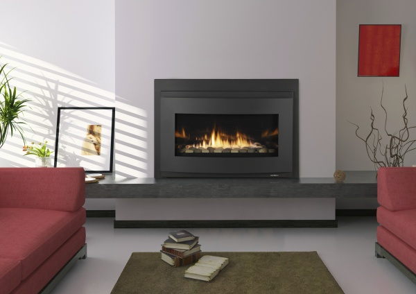 Fireplace Xtrordinair™ Gas Insert 32 DVS from Travis