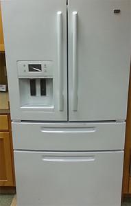 Maytag - Refrigerator MFX2571XEW