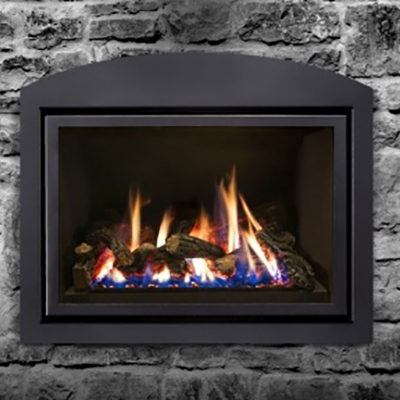 The Archgard 31 DVi33N Gas Fireplace Insert also has electronic ignition, making a pilot light a thing of the past. Order Today!