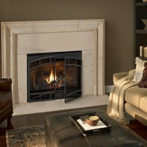 Picture Of Heatilator Gas Fireplace - NW Natural Appliance Center