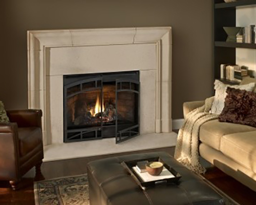 Heatilator Novus Nxt Zero Clearance Gas Fireplace Nw
