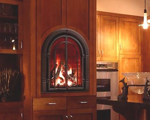 Mendota Chelsea Zero Clearance Gas Fireplace | NW Natural ...