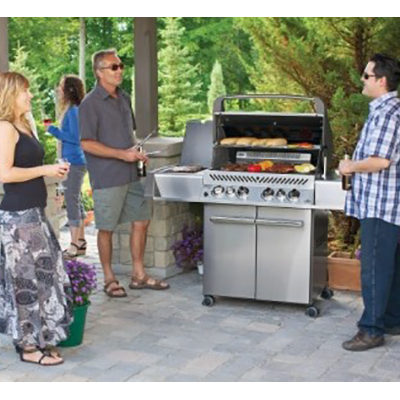 Picture Of Napoleon Prestige PRO665 Gas Grill - NW Natural Appliance Center