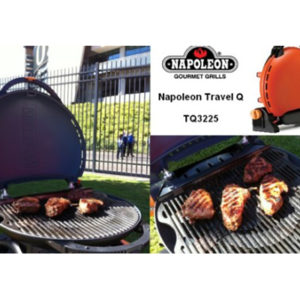 Napoleon Portable Gas Barbecue Grill. NW Natural Portland Oregon