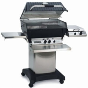 Broilmaster Gas Barbecue Grill. NW Natural Portland Oregon