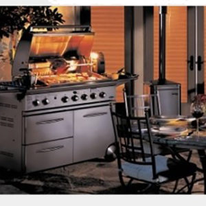 "DCS 30"" Gas Barbecue Grill. NW Natural Portland Oregon"