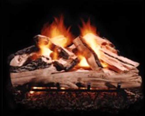 Hargrove Western Pine Gas Logs Gas Fireplace Portland