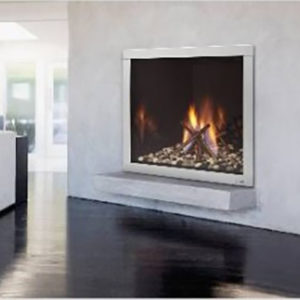 For a modern appeal, look no further than our Heat & Glo LUX Zero Clearance Gas Fireplace. Learn More Today!