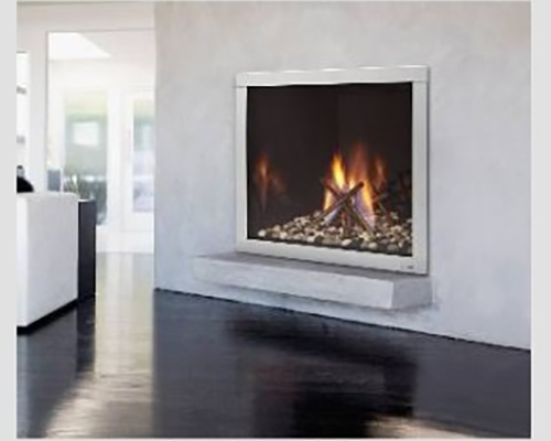 Image Of Heat & Glo LUX Gas Fireplace - NW Natural Appliance Center - Zero Clearance Fireplaces And Accessories - Portland, OR - NW