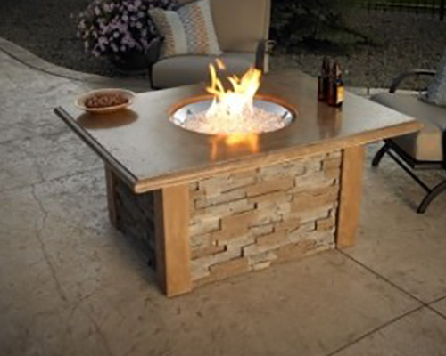 Outdoor Great Room Gas Fire Pit Table. Check Out Our Outdoor Living  Products At NW
