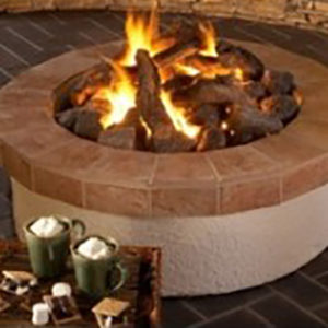 RH Peterson Outdoor Capfyre Gas Fire Pit. Ask about our Outdoor Living products at NW Natural of Portland, OR today!