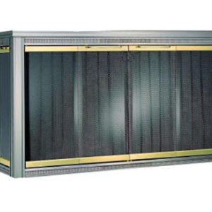 Portland Willamette Glassfyre Corner Fireplace Doors  NW Natural Appliance Center