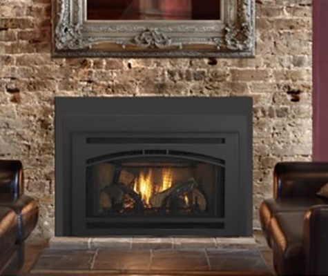 fireplace hiberpod fireplaces gas reviews vented insert