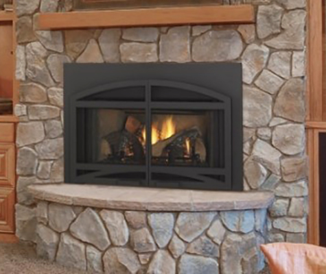 Quadra Fire Qfi30c Gas Fireplace Insert Nw Natural Portland Or