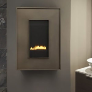 Heat & Glo REVO Gas Fireplace Image - NW Natural Appliance Center
