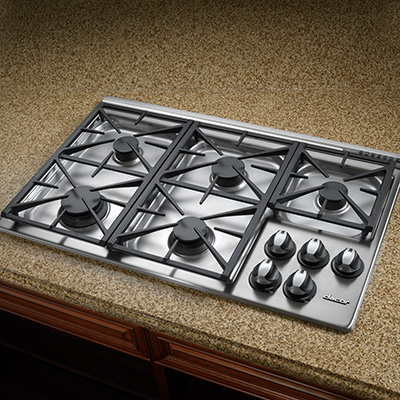 Dacor 36 5 Burner Gas Cooktop Rgc365 Nw Natural