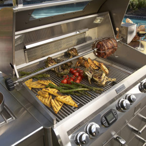 Fire Magic Diamond Series Freestanding Grill. NW Natural Portland OR