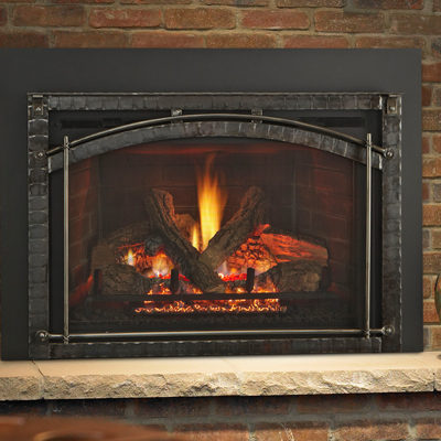 The Heat & Glo Escape Gas Fireplace Inserts provide vivid fires, glowing embers, and 25% greater radiant heat. Order Today!