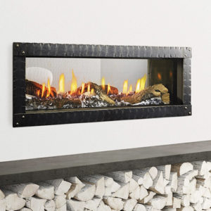Heat & Glo MEZZO 48 See Through Fireplace