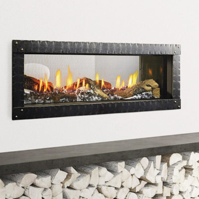 Mendota Modern Gas Linear Fireplace Nw Natural Appliance