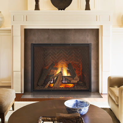 Our Heat & Glo TRUE Zero Clearance Gas Fireplace comes in three different sizes for the best fit. Learn More!