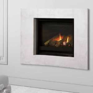 Maximize your fireplace without sacrificing viewing area with the Heat & Glo SL550TR Gas Zero Clearance Fireplace. Order Now!