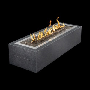 Napoleon Linear Burner Gas Outdoor Fire Pit Outdoor Living