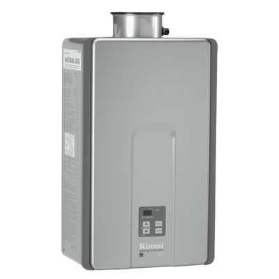 The Medium RL75 Gas Tankless Water Heater is Energy Star rated to ensure you're never out of hot water with minimal energy usage. Order Today!