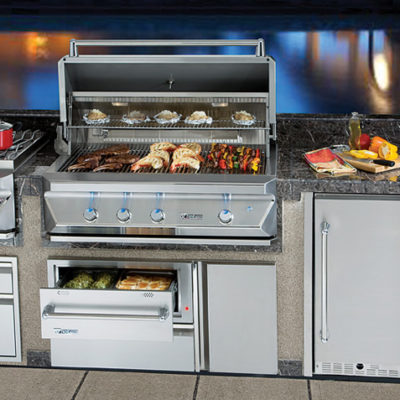 "Twin Eagles 36"" Natural Gas Barbecue Grill. NW Natural Portland Oregon"