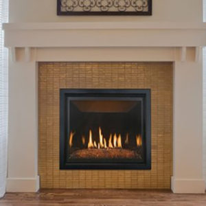 Kozy Heat Bayport 36 Fireplace Insert includes a remote control that can act as a thermostat, and more. Learn More Today!