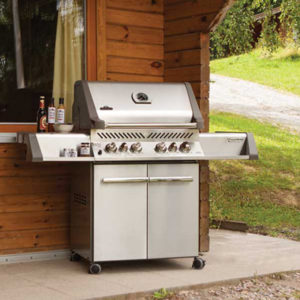Napoleon Gas Grill Prestige P500 Series. NW Natural Portland Oregon