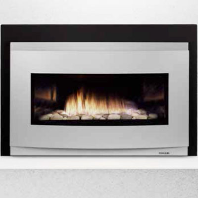 Gas Fireplace Inserts Portland Oregon Home Comfort Designhome Gas