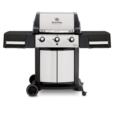 Broil King Signet 90 Gas Barbecue Grill. NW Natural Portland Oregon