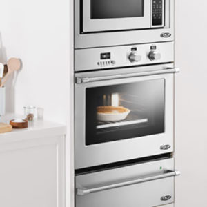 NW Natural Appliance Center of Portland Oregon holds the DCS Double Wall Oven, an innovative Roast fuction for any occasion. Learn More Today!