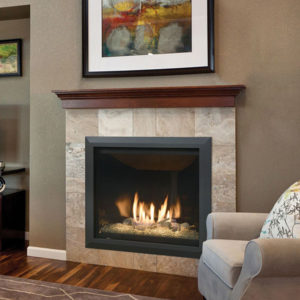 The Kozy Heat Bayport Gas Fireplace is one of our best sellers, sporting Clean Face versions for an impressive, realistic viewing area. Learn More Today!