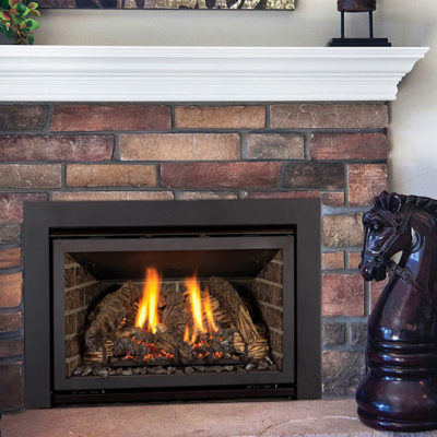 Kozy Heat Callaway 72 Direct Vent Gas Fireplace Nw