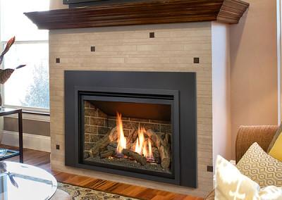 Kozy Heat Chaska 34L Gas Fireplace Insert   Gas Fireplace Portland   NW Natural Appliance Center