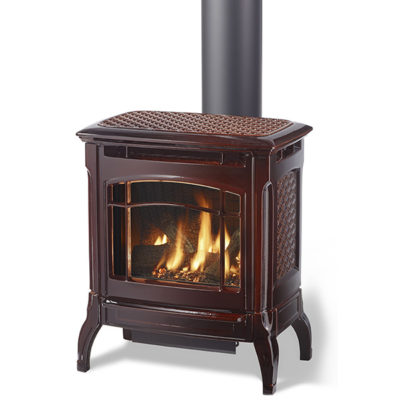Hearthstone Stowe Free-Standing Gas Stove Picture - NW Natural Appliance Center