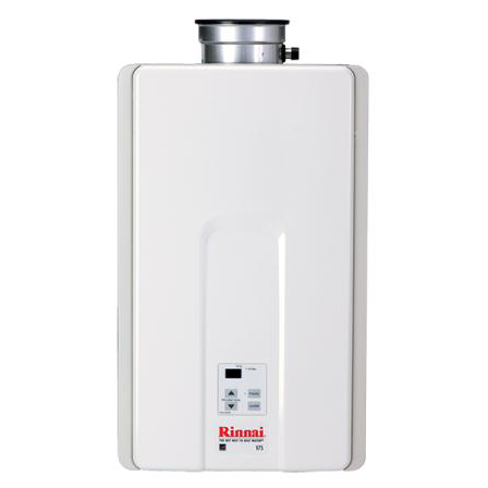 Small Rinnai V65 Gas Tankless Water Heater Nw Natural