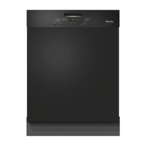 "Miele Futura Classic Dishwasher black provides the quality and ease of use known from the ""miele difference."" Ask our reps today!"