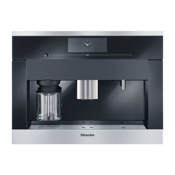 Miele 24 Quot Whole Bean Built In Coffee System Cva6800 Nw