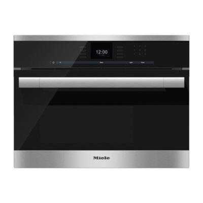 Miele ContourLine Steam Oven. Learn More about our Kitchen Appliances at NW Natural Appliances Center of Portland, Oregon