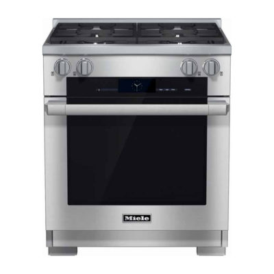 Miele's Dual Fuel Range provides superior quality with ease of use. Check Out NW Natural Portland Today!
