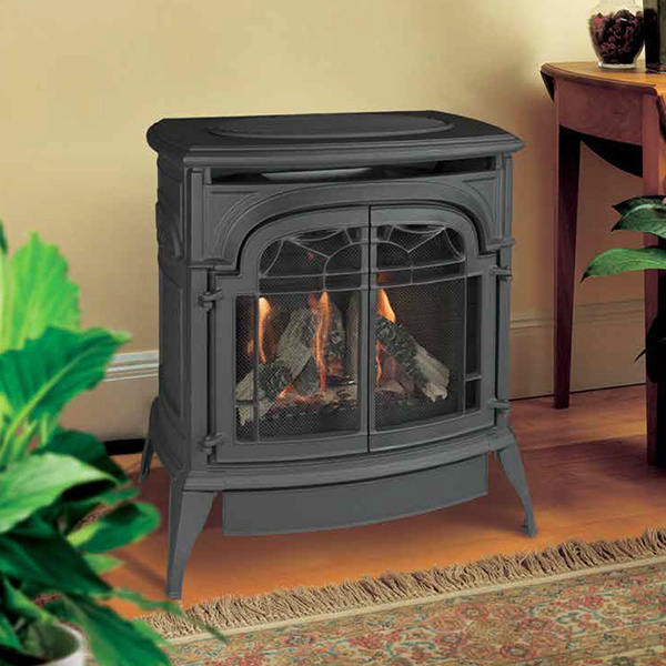 Free Standing Gas Fireplace Amp Stoves Portland Nw Natural