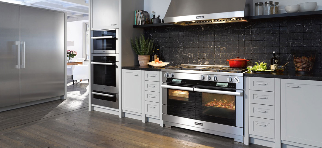 Miele | Best Kitchen Appliances | NW Natural Portland