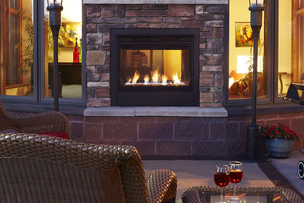 Indoor Outdoor Gas Fireplaces Portland Or Nw Natural Appliances