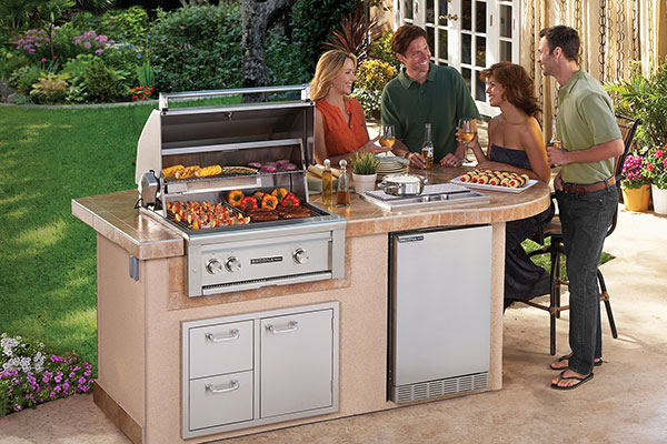 Outdoor Grill Lights Great gas bbq grills portland or nw natural appliances did you know a gas grill can create all the flavors of charcoal with the addition of optional charcoal tray that lights with a gas burner workwithnaturefo