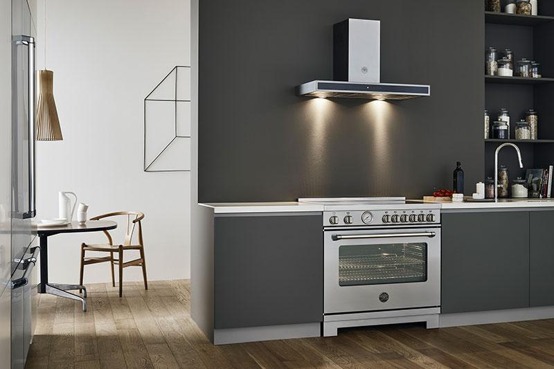 Bertazzoni Luxury Italian Kitchen Appliances at NW Natural ...