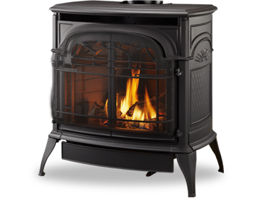 Free Standing Gas Fireplace Stoves Portland Nw Natural Appliance